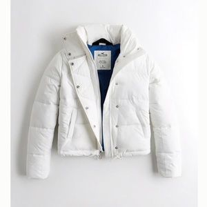 Brand new puffer winter jacket